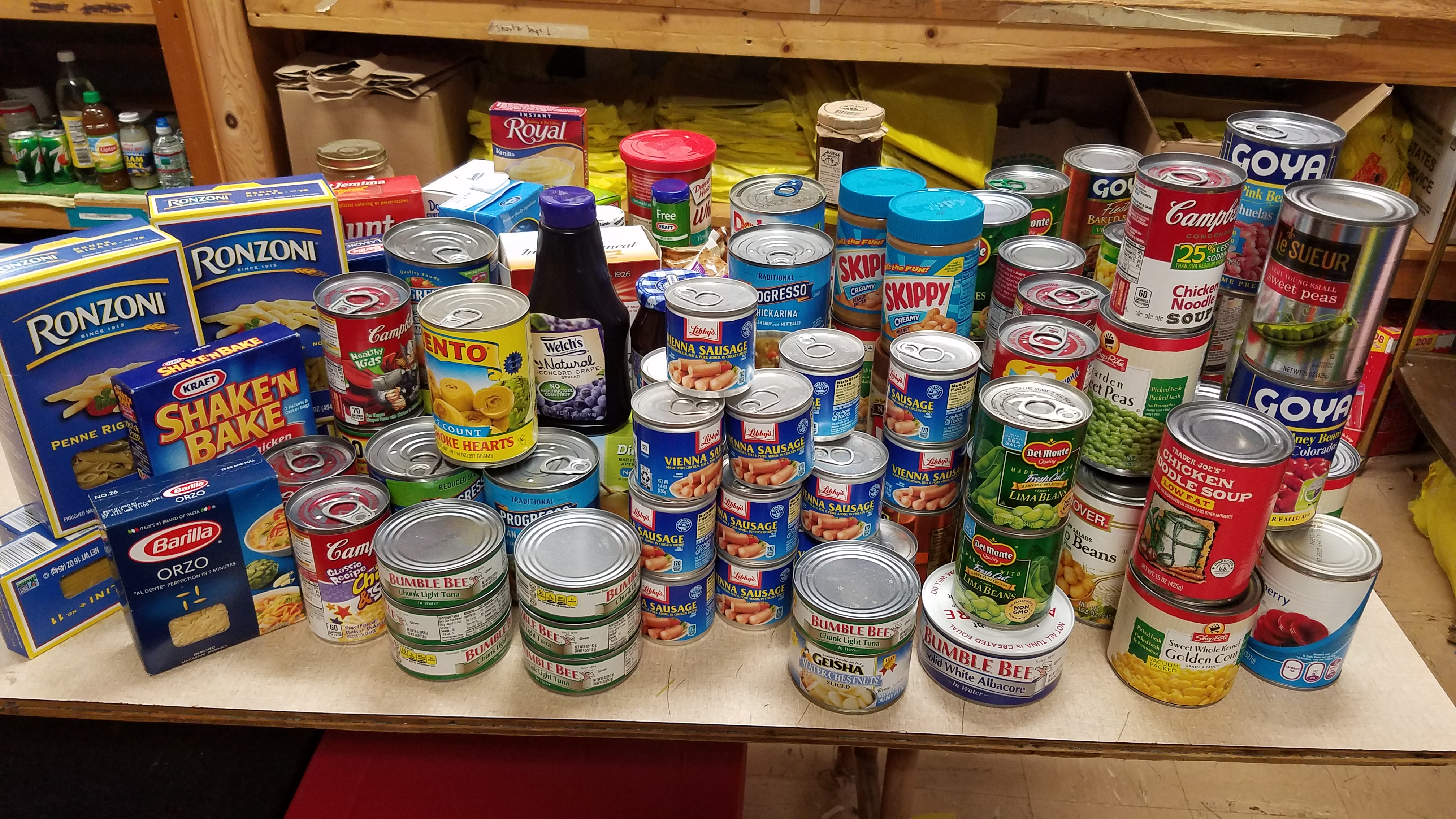 Star fish food pantry plainfield new jersey for Fish food bank